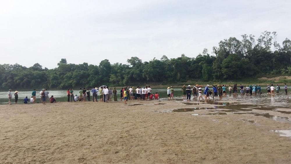 Nghệ An: Tìm thấy 2 học sinh còn lại bị đuối nước khi tắm sông
